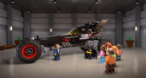 All-New LEGO® Batmobile from Chevy - Spot de Televisión