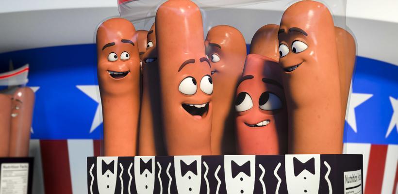 Ahora en Blu-ray: La Fiesta de las Salchichas