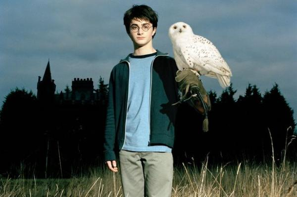 Radcliffe en su época de Harry Potter