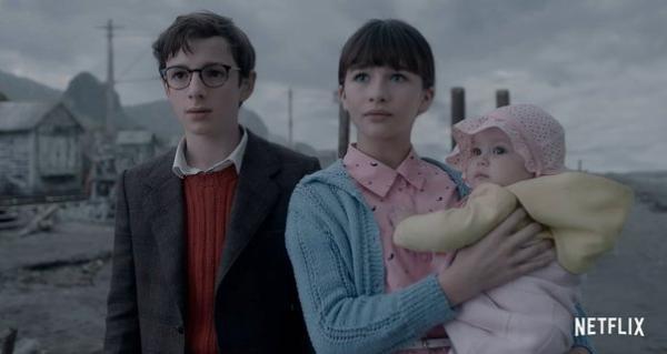 Imagen de la serie de Netflix