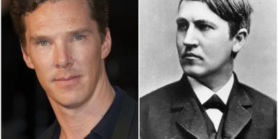 Benedict Cumberbatch es Thomas Edison en The Current War