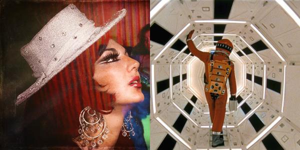 Bellas de noche y 2001: Odisea del espacio