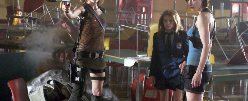 Resident evil 2: Apocalipsis - Trailer Oficial