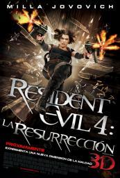 Resident Evil 4: La Resurrección