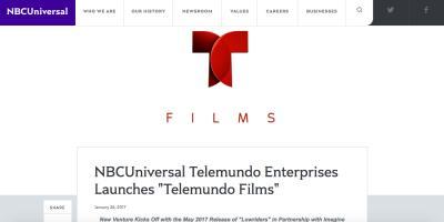 Telemundo lanza su primera película protagonizada por Demián Bichir y Eva Longoria
