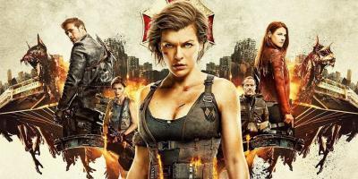 Resident Evil: Capítulo Final se apodera de la taquilla mexicana