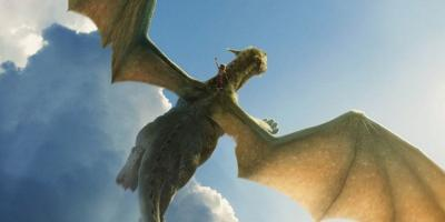 Gana un Blu-ray de Mi Amigo el Dragón