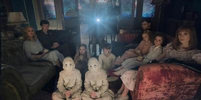Gana un Blu-ray de Miss Peregrine y los Niños Peculiares