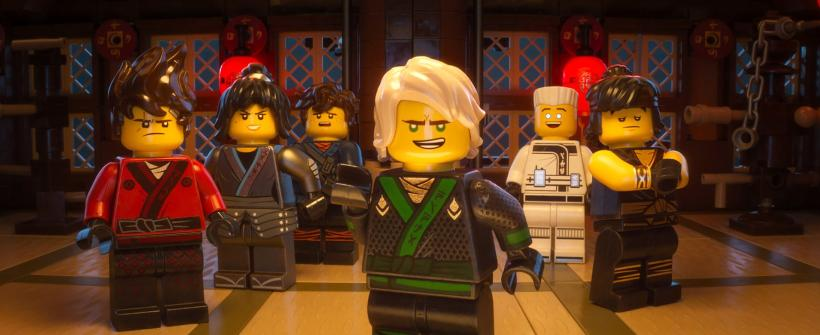 The Lego Ninjago Movie - Teaser Trailer