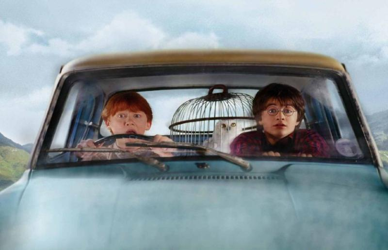 © 2002 Warner Bros. All Rights Reserved. Harry Potter Publishing Rights/J.K.R