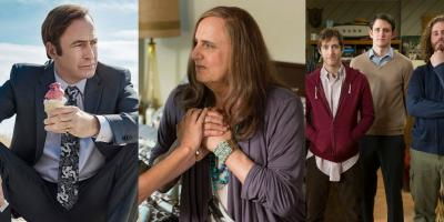 Series para ver este fin de semana: Better Call Saul, Transparent y Silicon Valley