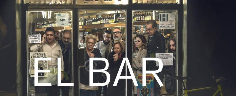 El Bar - Trailer Oficial