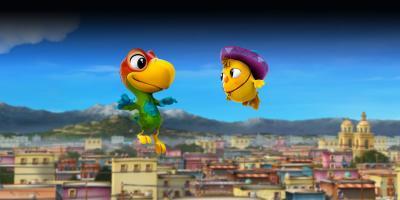El Americano, la película animada mexicana, cierra trato con Netflix y Lionsgate en Berlinale