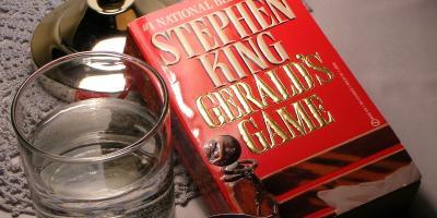 Stephen King se siente complacido con la adaptación de Gerald's Game