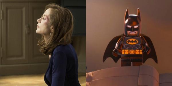 Fotograma de Elle y LEGO Batman La Película