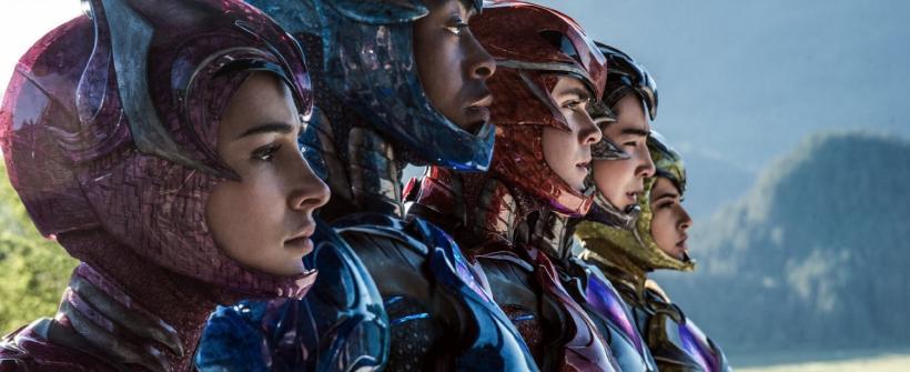 Power Rangers - Trailer #3