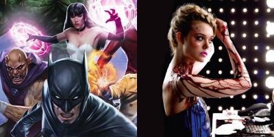 Estrenos en Blu-ray y DVD: Liga de la Justicia Oscura, El Demonio Neón y más