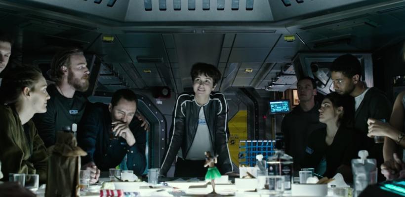 Nuevo avance de Alien: Covenant