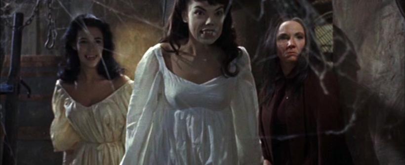 Las Novias de Drácula - Trailer Oficial