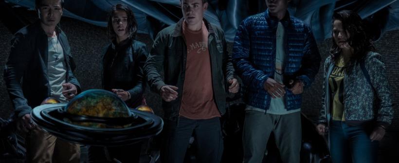 Power Rangers - Trailer Internacional