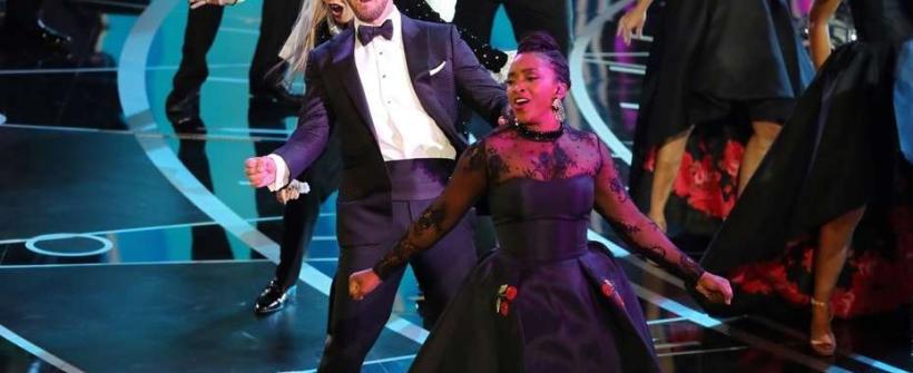 Justin Timberlake - Presentación en los Óscares: Cant Stop The Feeling