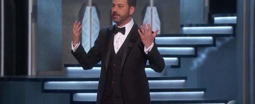 Monólogo de Apertura de Jimmy Kimmel en los Óscares