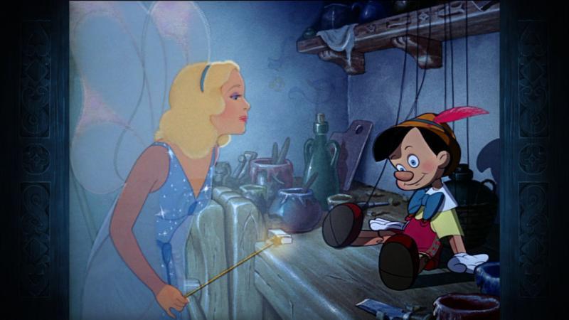© 1940 - Walt Disney Studios. All rights reserved.