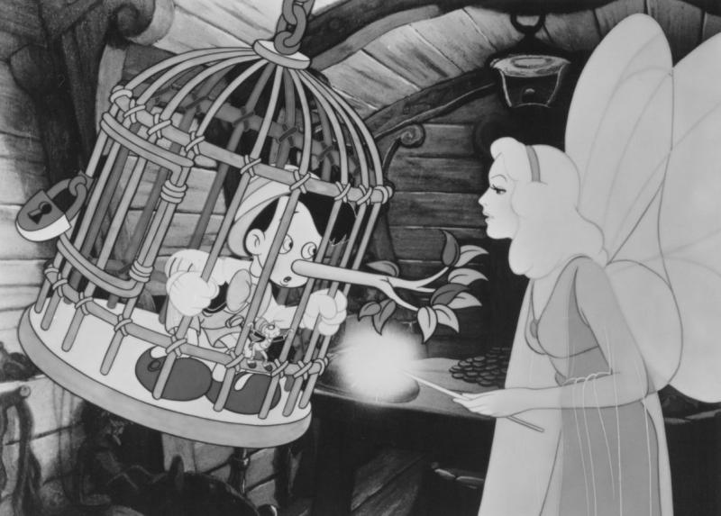 Photo by Walt Disney Productions - © 1940