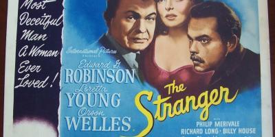 CINE CLUB TOMATAZOS: The Stranger (1946)