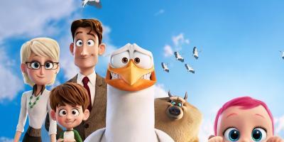 Ahora en Blu-ray: Cigüeñas: La Historia que no te Contaron