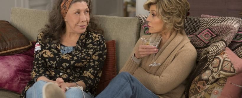 Grace and Frankie - Trailer de la Temporada 3 Subtitulado al Español