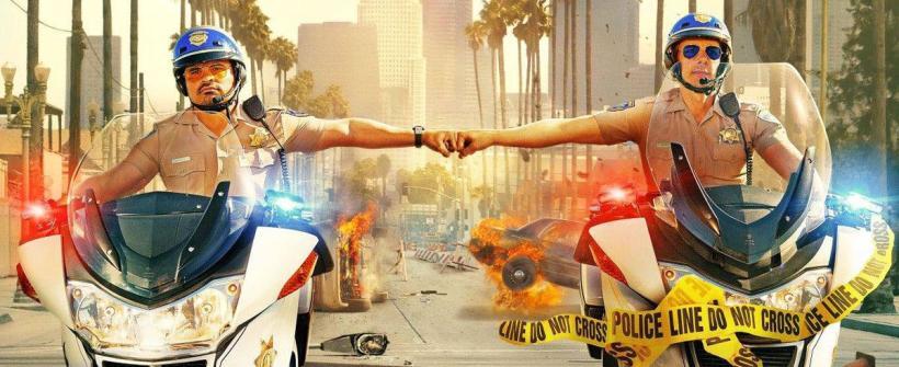 CHIPS - Patrulla Motorizada - Trailer #2