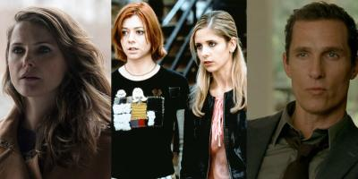 Series para ver el fin de semana: The Americans, Buffy the Vampire Slayer y True Detective