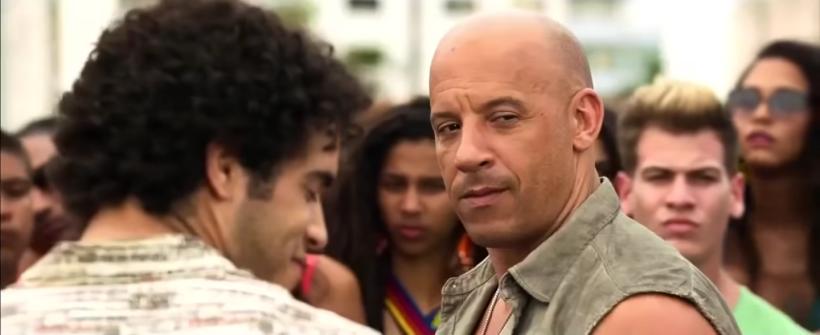 Rápidos y Furiosos 8- Trailer Internacional