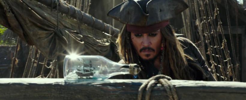 Piratas del Caribe: La Venganza de Salazar - Trailer Internacional #1