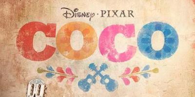 Disney da a conocer el primer póster de Coco