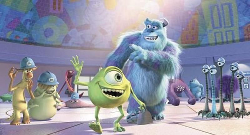 © 2001 - Disney/Pixar - All Rights Reserved