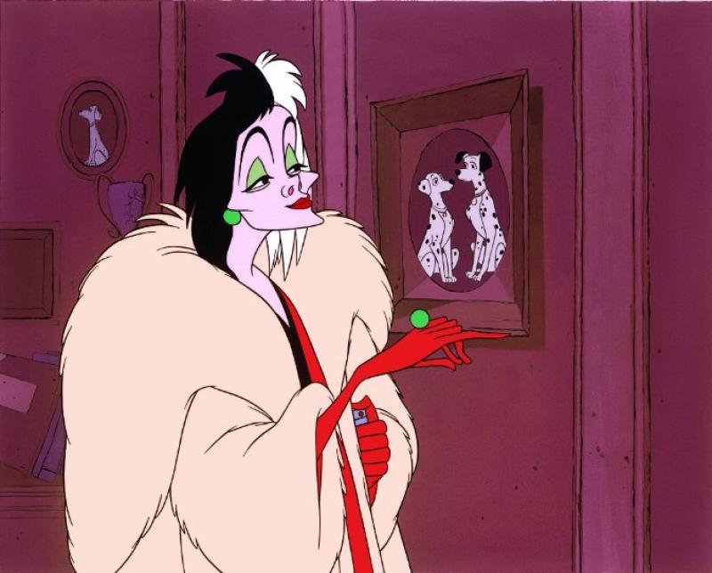 © 1961 - Walt Disney Productions