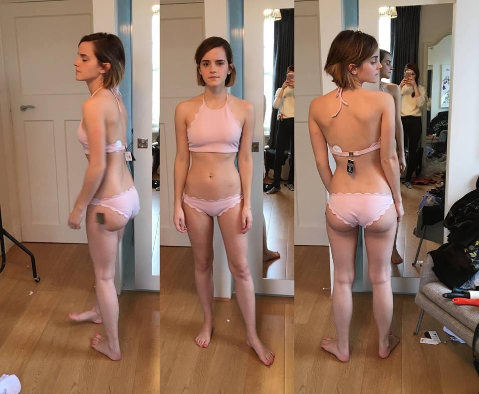 Filtran Fotos íntimas De Emma Watson Tomatazos Crítica De Cine