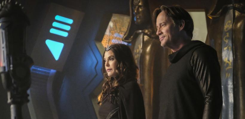 Supergirl: se revelan los personajes de Teri Hatcher y Kevin Sorbo