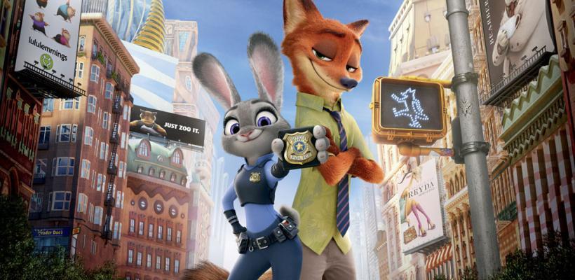 Disney es acusado de robar el guión de Zootopia