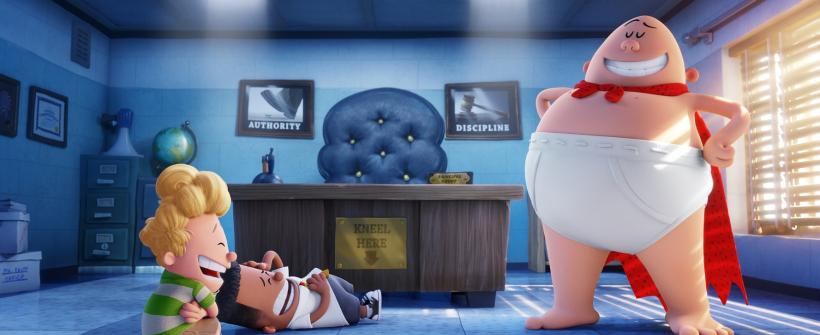 Captain Underpants: The First Epic Movie - Trailer #1