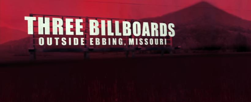 Three Billboards Outside Ebbing, Missouri - Trailer Oficial