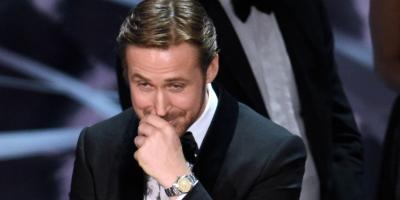 Ryan Gosling: ¿por qué no paraba de reirse durante el error de los Óscar?