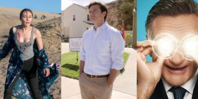 Series para ver este fin de semana: Fear the Walking Dead, Arrested Development, The Crazy Ones