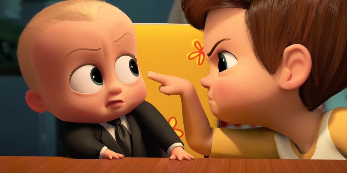 DreamWorks The Boss Baby