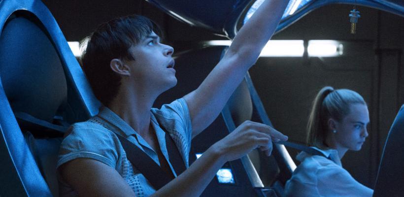 CinemaCon 2017: Estos son los adelantos de Valerian y la Ciudad de los Mil Planetas, Blade Runner 2049, The Circle, Mollys Game y más
