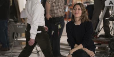 Sofia Coppola espera que la gente vea su nueva película en el cine