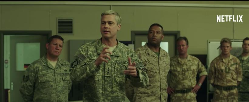 War Machine- Trailer Principal en Español