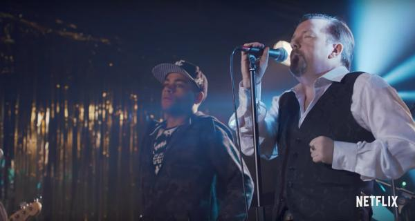 David Brent: Life on the Road- Trailer Oficial